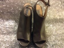 b6a2c79e028 item 2 STEVE MADDEN  GABBY  Women s 8M Brown Platforms 5 1 2