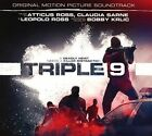 Triple 9 Original Motion Picture Soundtrack - Atticus Sarne C 2016 CD
