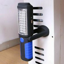 Car Inspection Work Light Lamp Handheld Cob Torches Led Rechargeable Magnetic Us