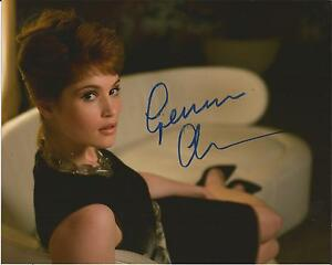 Hand Signed 8x10 photo GEMMA ARTERTON  QUANTUM OF SOLACE  JAMES BOND  my COA - <span itemprop='availableAtOrFrom'>Birmingham, West Midlands, United Kingdom</span> - Hand Signed 8x10 photo GEMMA ARTERTON  QUANTUM OF SOLACE  JAMES BOND  my COA - <span itemprop='availableAtOrFrom'>Birmingham, West Midlands, United Kingdom</span>