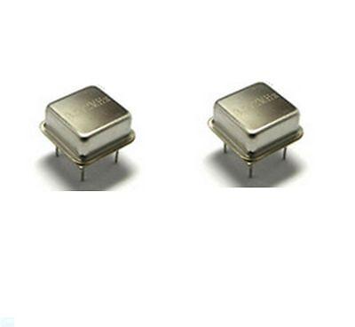 1pcs 125MHz 125.000MHz Active Crystal Oscillator OSC square DIP4 NEW GOOD QUALIT