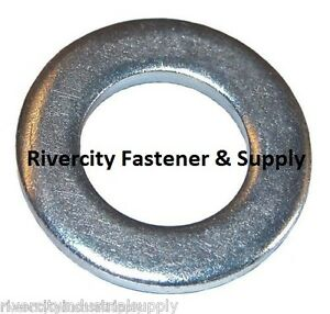"""5//16/"""" AN960 Thin Flat Washer 18-8 Stainless Steel Military spec  AN-960 50"""