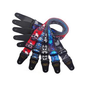 Guitar-Straps-Adjustable-Cheap-Leather-Guitar-Belt-Wholesale-Clearance-Sale