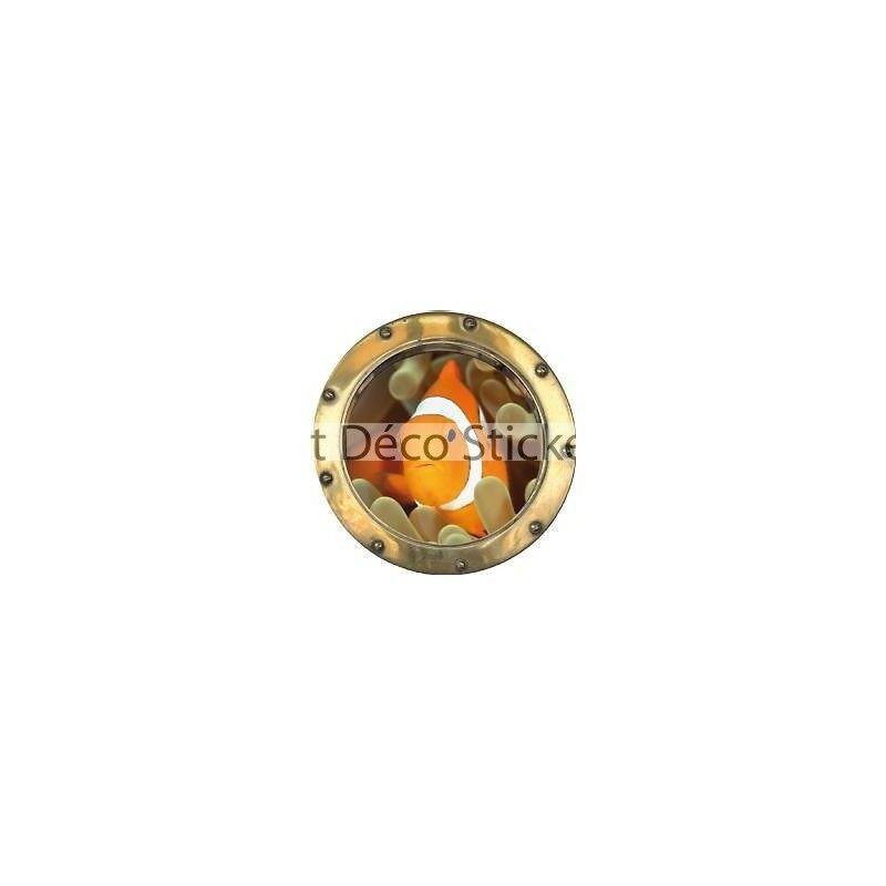 Adhesivo Trampantojo Trampantojo Peces 60x60 cm Ref H304 2197fd71f2e4