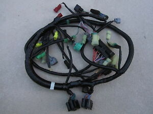 Details about nd New Wiring harness 2008-2009 Honda Foreman 500 ES on