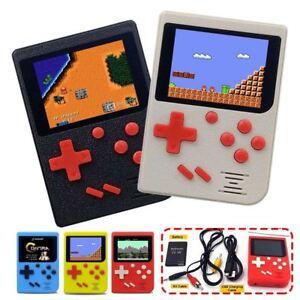 RETRO-GAME-CONSOLE-129-Games-8-Bit-2-4-034-TFT-LI-ION