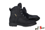 """zapatos de motocicleta Daytona /""""ac Classics GTX/"""" zapatos para moto tamaño 46 negro"""