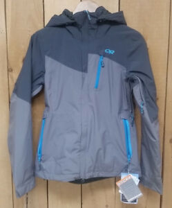 f64d8cf10ec Outdoor Research Women s Offchute Ski Jacket Waterproof Insulated ...