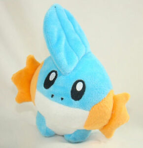 Pokemon-Figure-Plush-Stuffed-Doll-Soft-Toy-258-MUDKIP