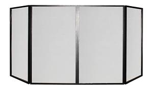 Tischverkleidung 280 x 12 Bar /& Pult Screen Faltbares Tischcover DJ Screen