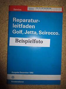 VW-Golf-1-GETRIEBE-084-020-GTI-o-Aut-Getr-010-o-HEIZUNG-KLIMAANLAGE-Reparatur