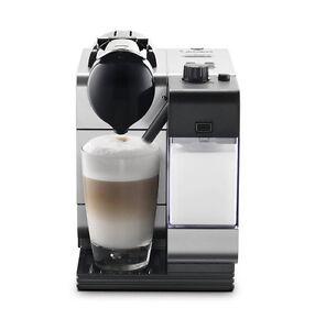 Silver Delonghi En520sl Lattissima Plus Nespresso Capsule