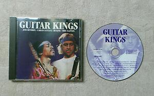 CD-AUDIO-MUSIQUE-VARIOUS-GUITAR-KINGS-SANTANA-ERIC-CLAPTON-CD-12T-1997