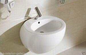 Details About Bathroom Wall Mount Sink Single Modern Cerchio