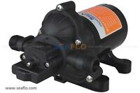 24v Seaflo 3.0 Gpm Automatic Water Pump Rv Boat Replaces Shurflo 2088-422-444