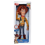 """thumbnail 1 - New Disney Pixar Toy Story 4 Talking Woody 16""""  Action Figure from Disney Store"""