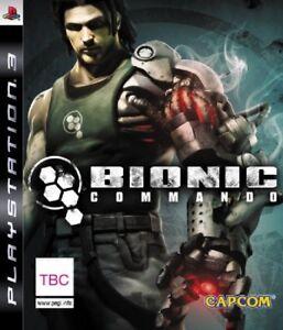 Bionic-Commando-Sony-PlayStation-3-PS3-Brand-New-SEALED