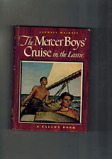 CAPWELL WYCKOFF The Mercer Boys Cruise in the Lassie - 1948 hardback