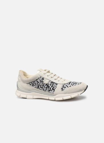 Damen Geox D Sukie A D52f2a Sneaker Weiß