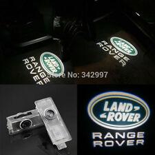 2x Laser LED Door courtesy Welcome Shadow Light For Land Range Rover Sport 2008