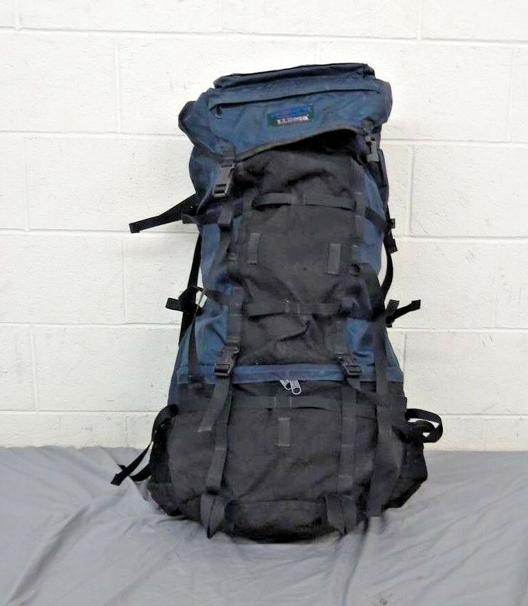 L.L. Bean North Col Expedition Large Internal Frame Backpack 10x15x32  GREAT
