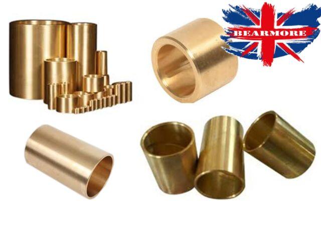 Oilite Bushing Bronze New 5//16 id x 7//16 od x 1//2 Brass bearing sleeve bush B18