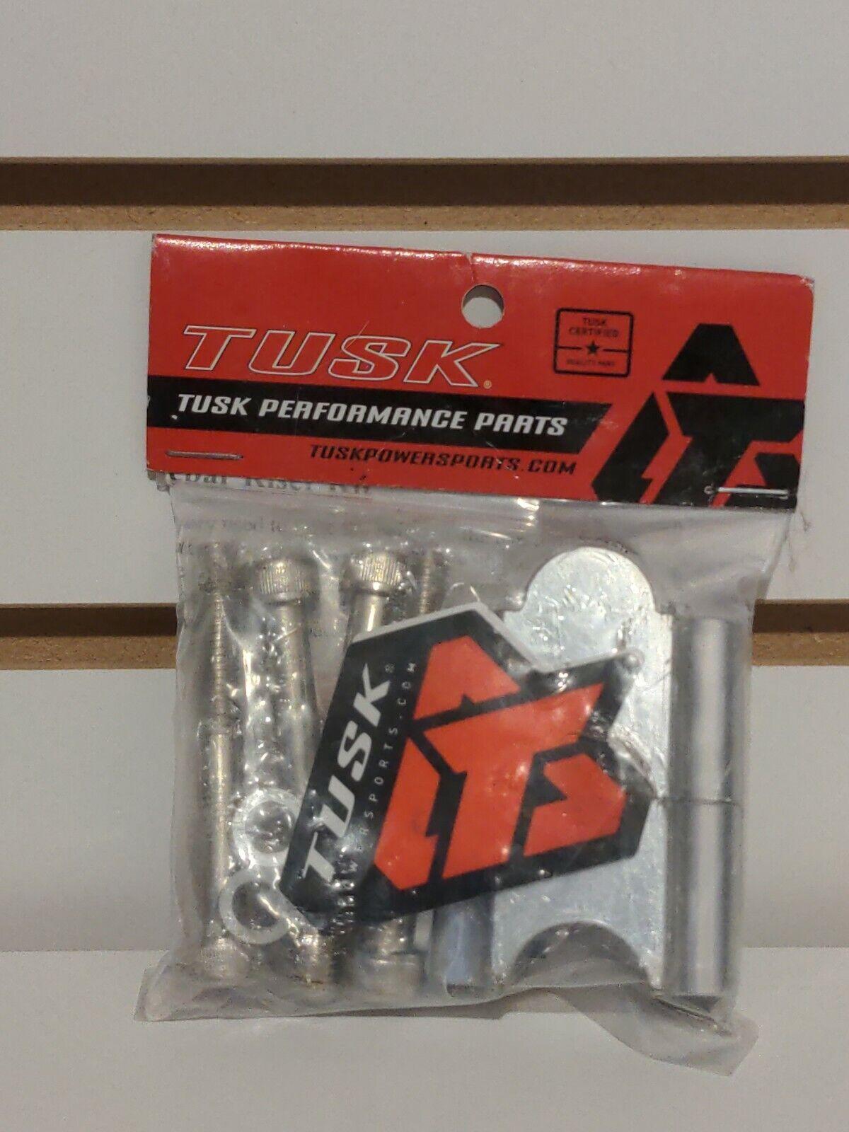 """Tusk Racing Handlebar Risers 7//8/"""" Bars 30mm Height for Yamaha Off-Road"""