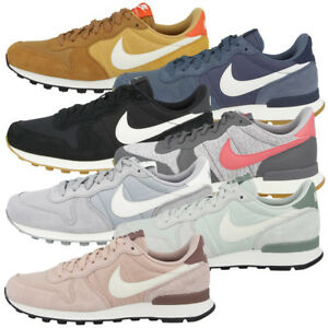 cheap for discount 57b5e 1d0b6 Das Bild wird geladen Nike-Internationalist-Women-Damen -Schuhe-Freizeit-Sneaker-Turnschuhe-