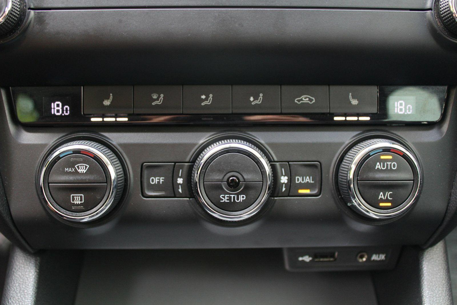 Skoda Octavia 1,2 TSi 105 Elegance Combi - billede 11