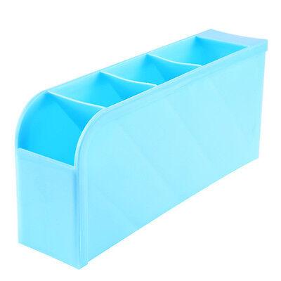 DIY Plastic Drawer Organizer Storage Divider Box Tie Bra Socks Cosmetic Medicine