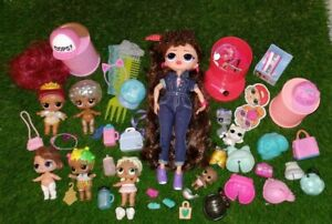 LOL Surprise OMG Doll Series 2 Busy BB, 5 mini 1 baby ...