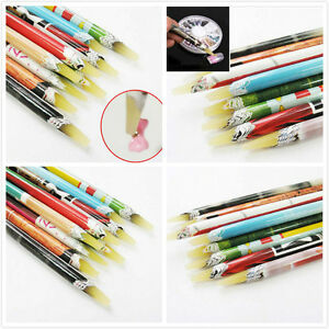 Resin-Rhinestones-Picker-Pencil-Nail-Art-Gem-Crystal-Pick-Up-Tool-Wax-Pen
