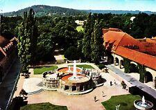 Bad Nauheim-sprudelhof, cartolina, andato 1984