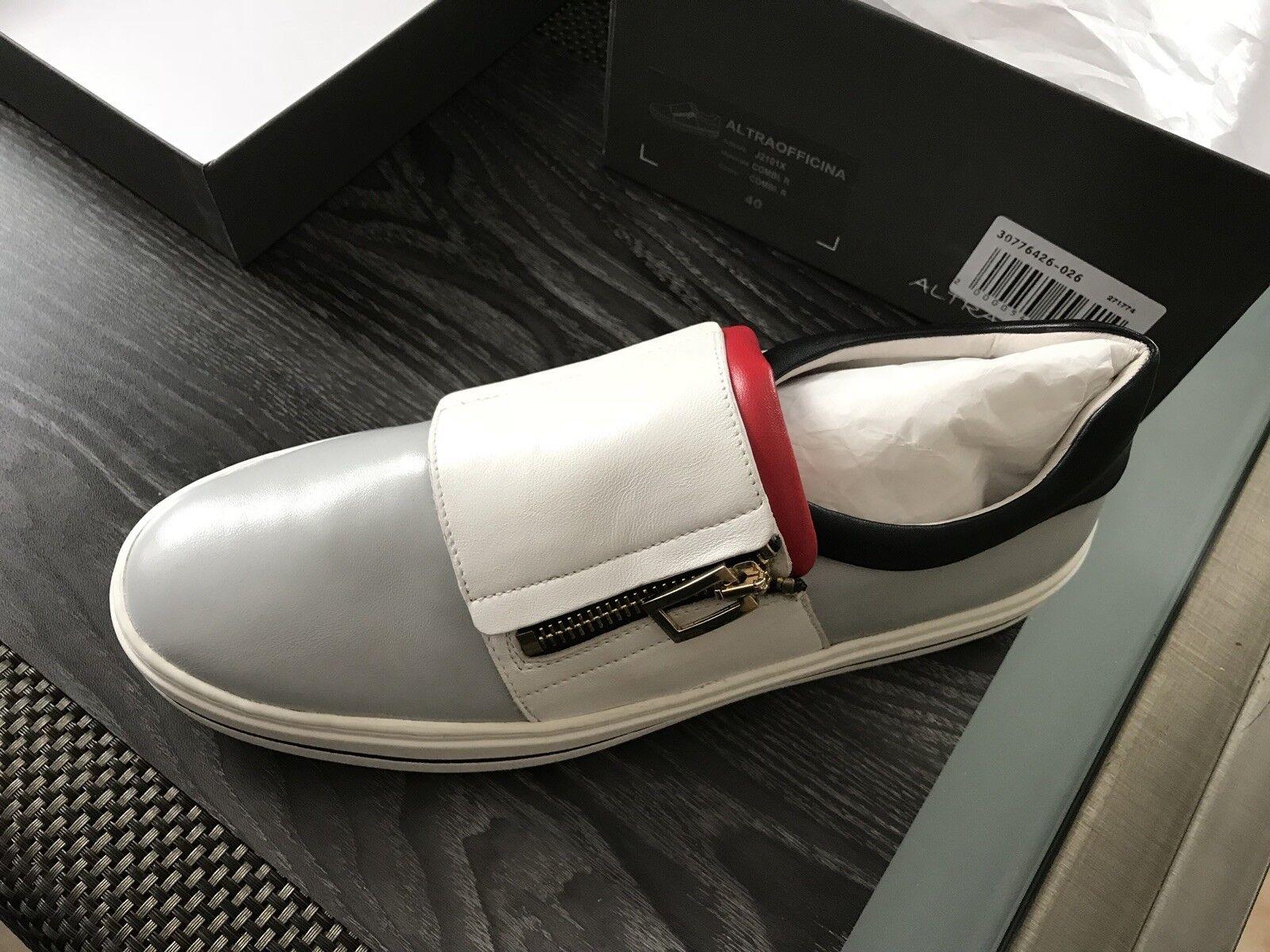 Sneaker neu, Echtleder, Größe 40