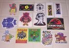 PUNK DRUNKERS TKOM GOCCODO SKULL TOYS JAMES GROMAN & MORE STICKER SET Dcon 2016