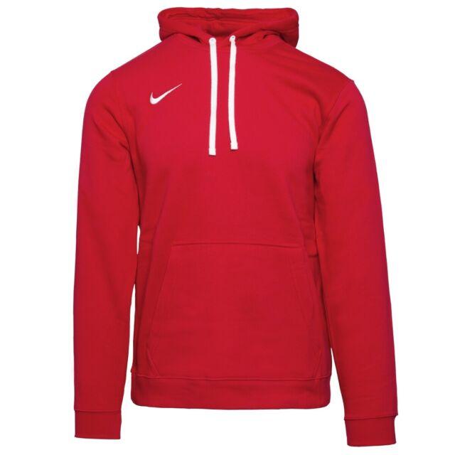 hoodie nike homme rouge