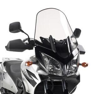 D260ST-GIVI-Cupolino-Trasparente-per-Suzuki-DL-V-Strom-650-2008-2009-2010-2011