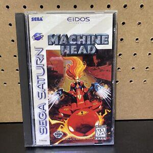 Machine-Head-SEGA-Saturn-1996-Complete-CIB-Game-Case-Manual-Tested