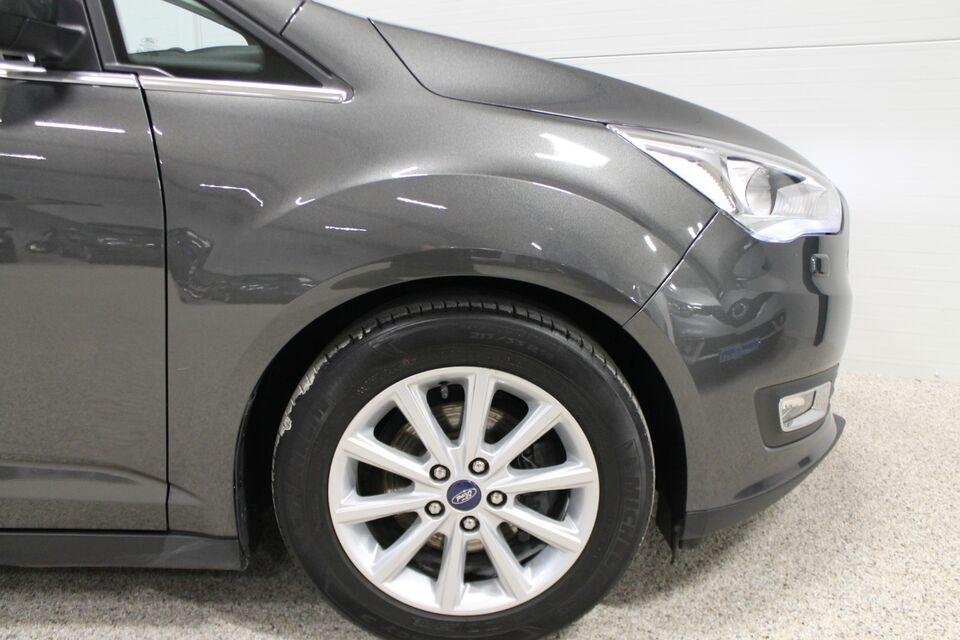 Ford Grand C-MAX 1,0 SCTi 125 Titanium Benzin modelår 2018