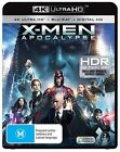 X-Men Apocalypse (Blu-ray, 2016, 2-Disc Set)