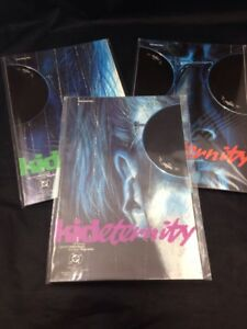 Kid-Eternity-1-3-Complete-Run-VF-DC-Comics-1991-Grant-Morrison