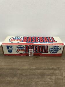 Details About 1990 Fleer Baseball Complete Set Factory Sealed 672 Cards