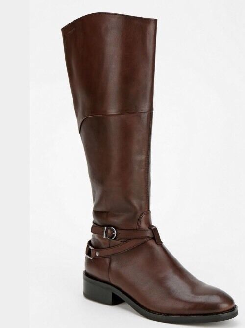 VAGABOND shoesmakers Sweden Tall Leather Boots 38 7.5