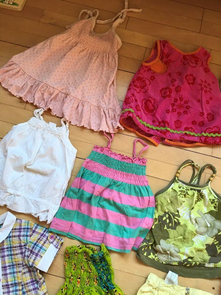 Blandet tøj, Tøjpakke, Pakke