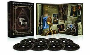 DVD-HARRY-POTTER-COLLECTOR-039-S-EDITION-ITALIANO-SIGILLATO