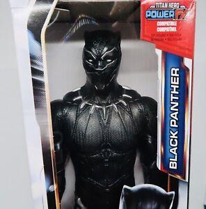 Panthere-Noire-Marvel-avengers-Titan-Hero-serie-12-in-environ-30-48-cm-Hasbro-Action-Figure-NEW