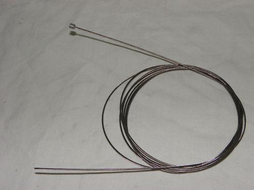 10 x Schaltzug schaltinnenseil Innenzug Niro-Glide économies 220 Cm Long 15705