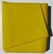 Cesare BERLINGERI (Cittanova 1948) Piccolo giallo piegato Olio pigmento su TELA