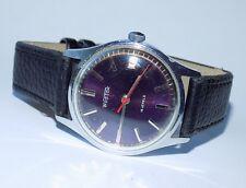 "Original  wristwatch of the classic of the Soviet epoch ""WOSTOK "" 18 Jewels #218"