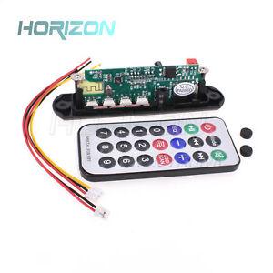 Sans-fil-Bluetooth-12-V-MP3WMA-Decoder-Board-Audio-Module-USB-TF-Radio-pour-Voiture-Nouveau